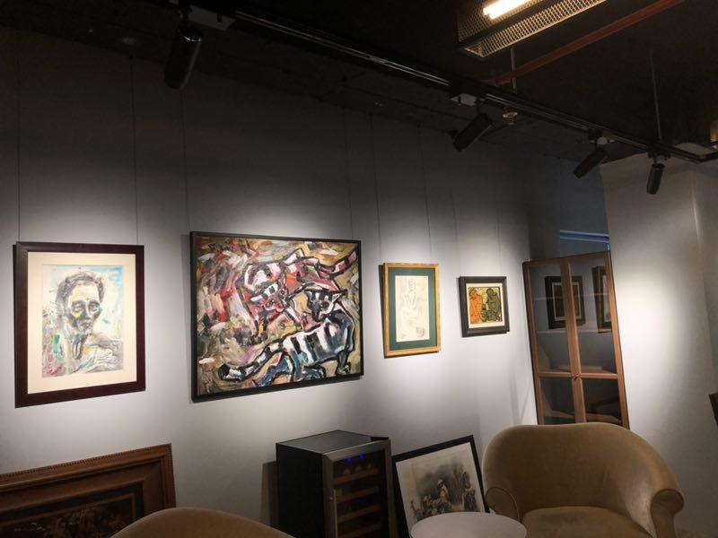 vietnam art gallery 1